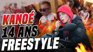 Download LE FREESTYLE DE KANOE, RAPPEUR DE 14 ANS ! 😱 - Marion et Anne So Video