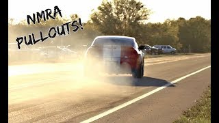 Download Mustangs Pulling out of NMRA Ford Nationals Video