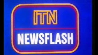 Download Central - ITN Newsflash & World of Sport - 1985 Video