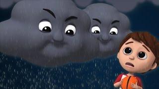 Download Luke & Lily - Rain rain go away   Nursery Rhymes   Kids songs Video