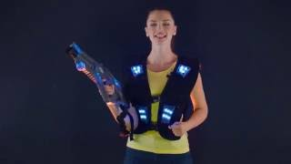 Download Arena Laser Tag. How to play? Briefing video Video