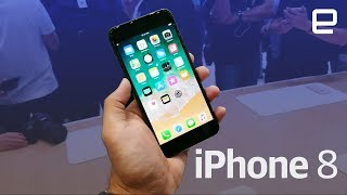 Download iPhone 8 and 8 Plus hands-on live from Apple Event 2017 Video