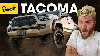 Download TOYOTA TACOMA - Everything You Need to Know | Up to Speed Video