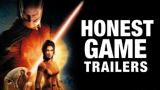 Download STAR WARS: KNIGHTS OF THE OLD REPUBLIC (Honest Game Trailers) Video