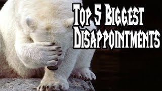 Download The Top 5 Most Disappointing Games of 2013 Video