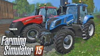 Download Farming Simulator 15 Multiplayer - Patrão da Fazenda Video