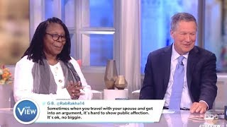 Download Kasich On The 1st Lady & Trump - The View Video