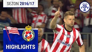 Download Cracovia - Wisła Kraków 2:1 [skrót] sezon 2016/17 kolejka 04 Video