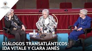 Download Diálogos Transatlánticos: Ida Vitale y Clara Janés Video