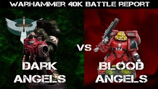 Download Castigator - New Blood Angels vs Dark Angels Warhammer 40k Battle Report - Jay Knight Batrep Ep 31 Video
