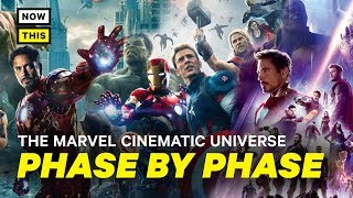 Download The History of the MCU: Phase by Phase | NowThis Nerd Video