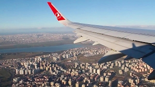 Download Turkish Airlines A321 Sharklets Istanbul Atatürk-Oslo Safety, Takeoff, Inflight, Landing, TK1751 Video
