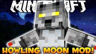 Download Minecraft EPIC Werewolf Mod - BECOME A WEREWOLF (Howling Moon Mod) - Mod Showcase Video