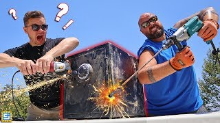 Download Breaking Open Mystery Abandoned Safe!! Video