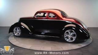Download 132195 / 1937 Ford 5-Window Coupe Video