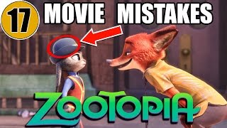 Download 17 Mistakes of ZOOTOPIA You Didn't Notice Video