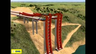 Download Alconetar Bridge - Construction Process Video