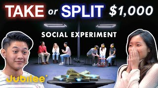 Download Will 6 College Students Agree to Split $1000? Video