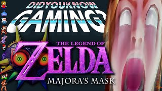 Download Zelda Majora's Mask - Did You Know Gaming? Feat. Yungtown Video