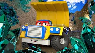 Download The Mining Truck - Carl the Super Truck in Car City 🚚 ⍟ l Children Cartoons Video