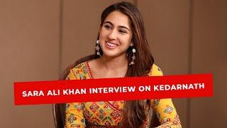 Download EXCLUSIVE: Kedarnath Actress Sara Ali Khan Gets Candid With Vickey Lalwani | SpotboyE Video