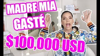 Download $100,000 DOLARES EN UN FIN DE SEMANA DE COMPRAS - HAUL DOLCE & GABBANA - El Mundo de Camila Video