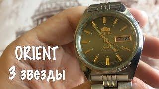 Download Часы ORIENT 3 звезды / orient 3 stars Video