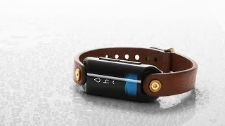 Download LVL is the first ever wearable hydration monitor. Video