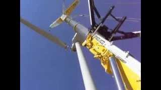 Download Liebherr LTM11200-9.1 MEDIACO (dernier chantier) - 16 mars 2010 - Video