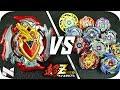 Download Z Achilles Vs ALL SWITCHSTRIKE BEYS!! || Beyblade Burst Super Z/Evolution BATTLE Video