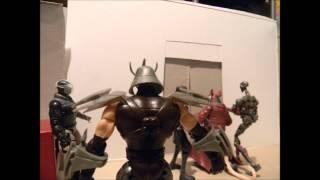 Download TMNT stop motion ″Saving Splinter″ pt. 2 Video