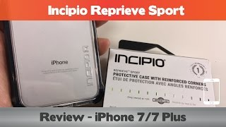 Download Can you really drop it from 12 ft? Incipio Reprieve Sport Review for the iPhone 7 Video