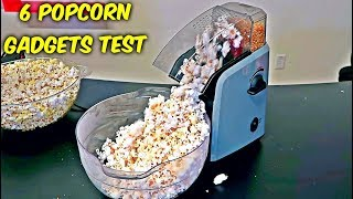 Download 6 Popcorn Gadgets put to the Test Video