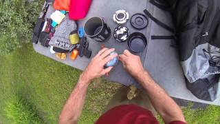 Download Extreme Bugout / Camping bag Backpack Video