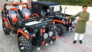 Download SUPER MODIFIED JEEPS | RAJESH JAIN MOTOR | FOR ORDER CONTACT @ 9035785000 Video