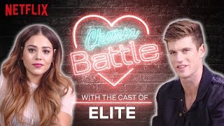 Download Spanish vs. English Flirting with the Cast of Elite   Charm Battle   Netflix Video