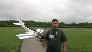 Download 104 MPH SIG Kobra RC Sport Pattern Plane Video