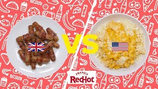 Download British Christmas Food Vs. American Thanksgiving Food // Presented By BuzzFeed & Frank's Video