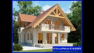 Download SerVilla Celik Villa - Villa Modelleri / E-VillaProje #14-2093 Video