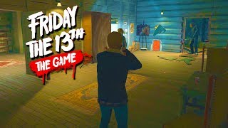 Download THE MOST SAVAGE BETRAYAL EVER! - Friday the 13th Game with The Crew! Video