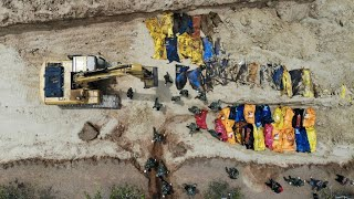Download Bodies pulled from Indonesia church as scale of disaster emerges Video