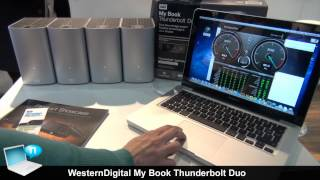 Download Western Digital My Book Thunderbolt Duo Video