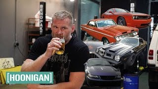 Download [HOONIGAN] A BEER WITH: Josh Barnett (Warmaster) Video