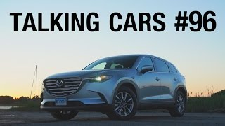Download Talking Cars with Consumer Reports #96: Mazda CX-9 Video