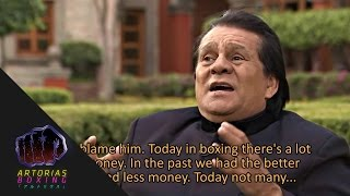 Download Roberto Duran about Mayweather (English Subs) Video