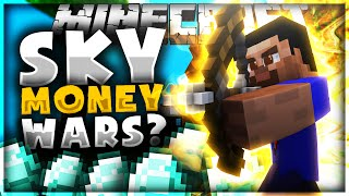 Download NEW MINIGAME! - Minecraft SKY MONEY WARS with The Pack Video