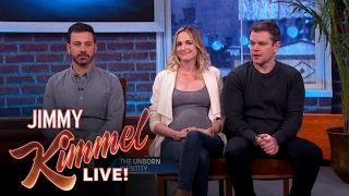Download Who's The Baby Daddy: Jimmy Kimmel or Matt Damon? Video