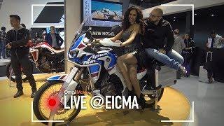Download Honda Africa Twin Adventure Sports   EICMA 2017 Video
