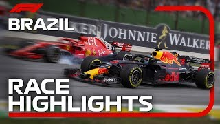 Download 2018 Brazilian Grand Prix: Race Highlights Video