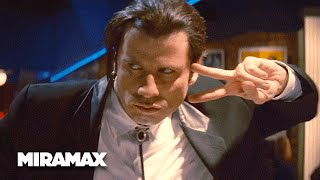 Download Pulp Fiction | 'I Want To Dance' (HD) - Uma Thurman, John Travolta | MIRAMAX Video